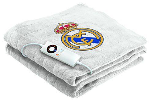 photo Wallpaper of Imetec-Imetec Real Madrid   Manta Eléctrica Para Sofá, 120 X 160 Cm,-Blanco