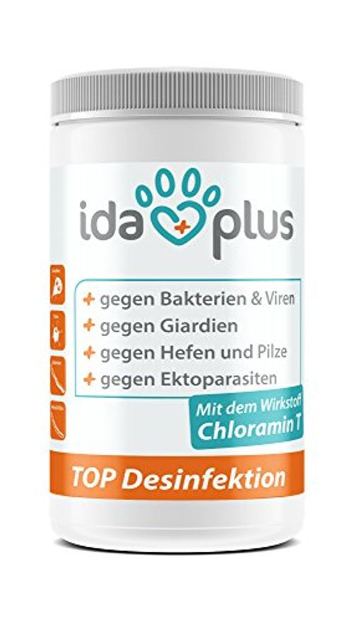 photo Wallpaper of IdaPlus-IdaPlus   CHLORAMIN T Top Desinfektion | Universelles Desinfektionsmittel Gegen Giardien, Pilze, Bakterien-