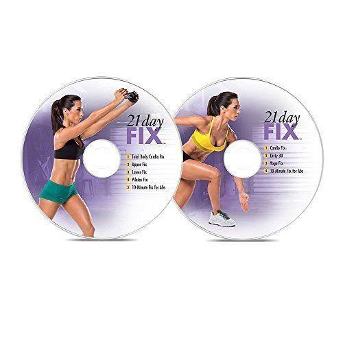 photo Wallpaper of Beachbody-Beachbody 21 Tage Fix Fitness Und Gewichtsverlust DVD Programm. 7 30 Minuten Workouts-