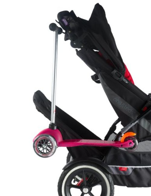 photo Wallpaper of Scoot-Scoot   The Ultimate Buggy Hook, Gancho De Transporte De Patinetes-negro