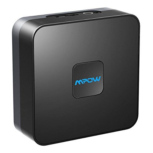 photo Wallpaper of Mpow-Mpow Bluetooth 4.1 Empfänger Audio Adapter Für Stereoanlage Heim HiFi-Black