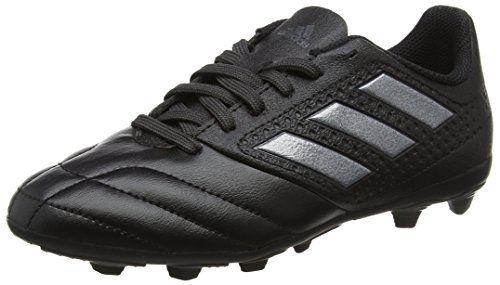 photo Wallpaper of adidas-Adidas Unisex Kinder Ace 17.4 Fxg JR S77095 Fußballschuhe, Schwarz (Core-Schwarz (Core Black/Core Black/Utility Black)