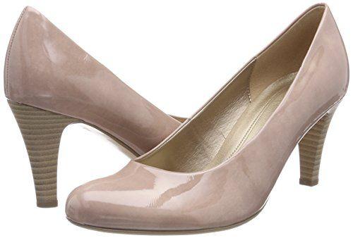 photo Wallpaper of Gabor-Gabor Shoes Damen Basic Pumps, Mehrfarbig (Antikrosa), 35 EU-Mehrfarbig (Antikrosa)