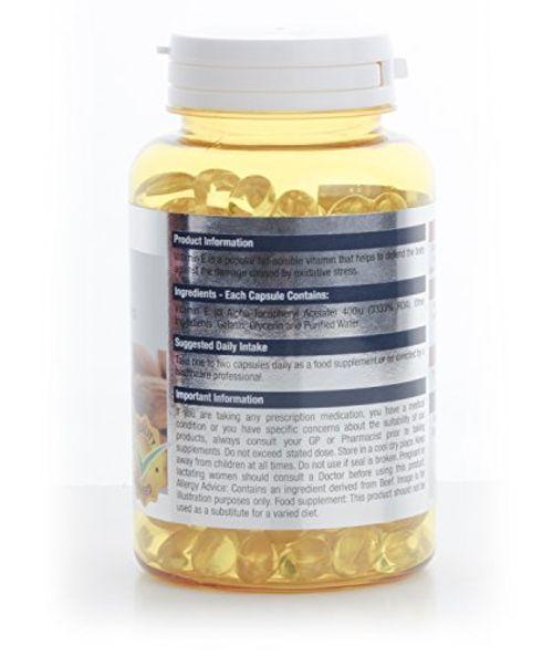 photo Wallpaper of SimplySupplements-Vitamina E 400ui   240 Cápsulas   Hasta 8 Meses De-