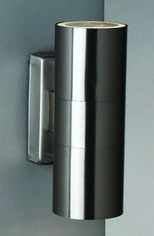 photo Wallpaper of Nordlux-Nordlux Wandleuchte Kupfer 2 X GU10 35W, IP 44 21271130-schwarz