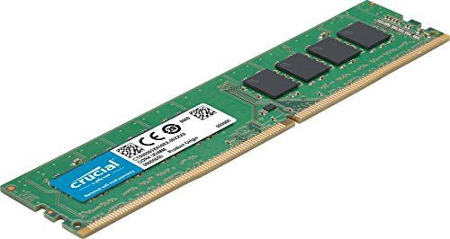 photo Wallpaper of Crucial-Crucial CT8G4DFD8213 8GB Speicher (DDR4, 2133 MT/s, PC4 17000, DR X8, DIMM, 288-