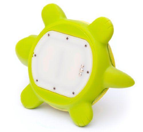 photo Wallpaper of Ozeri-Ozeri Turtlemeter  Tortuga Flotante De Juguete Para El Baño Del Bebé Y El-