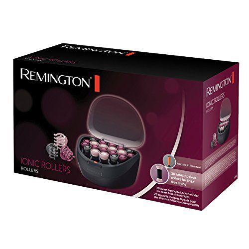 photo Wallpaper of Remington-Remington H5600   20 Rulos Calientes Con Iones, Revestidos De Suave Terciopelo, Para-Negro