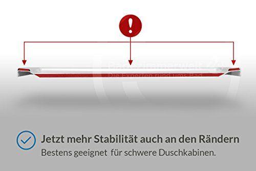 photo Wallpaper of Aquabad-Rechteck Duschwanne/Duschtasse AQUABAD® | Komplettset Comfort Basic 80x100cm | Inkl. Styroporträger Und Ablaufgarnitur/Siphon-