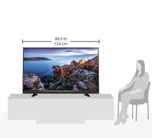 photo Wallpaper of Grundig-Grundig 55 VLE 8510 BL 140 Cm (55 Zoll) Fernseher (Full-schwarz