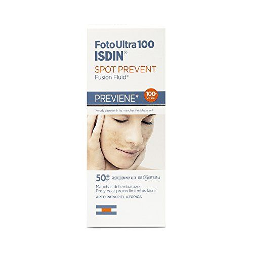 photo Wallpaper of Isdin-ISDIN FOTOPROTECTOR Fusion Fluido Prevent 50 Ml Spf 100+-