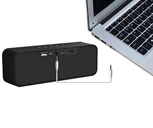 photo Wallpaper of Vigorun-Bluetooth Lautsprecher Muzili Kabelloser Lautsprecher Kräftiger Bass Tragbar Stereo HD Hände Frei-