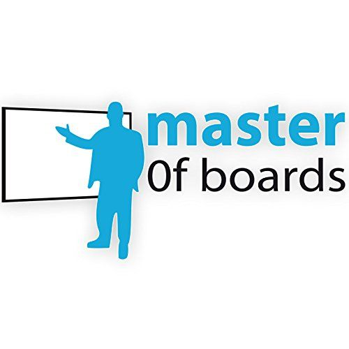 photo Wallpaper of Master of Boards-Mobile Stativleinwand | Leinwand Für Beamer In Heimkino Und Büro |-Weiß
