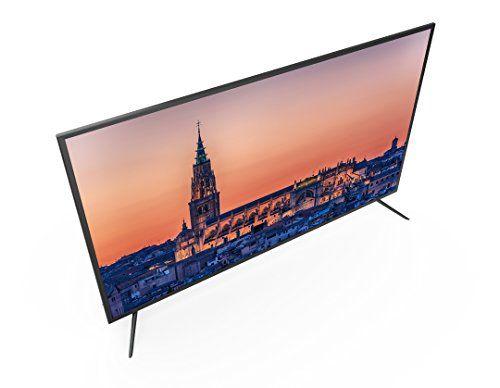 photo Wallpaper of TD Systems-Fernseher 55 Zoll HD LED TD Systems K55DLM8U. Fernsehen Ultra HD-Schwarz