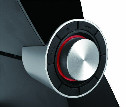 photo Wallpaper of Edifier-EDIFIER C2X 2.1 Lautsprechersystem (53 Watt) Mit Infrarot Fernbedienung-High-Gloss Piano Black