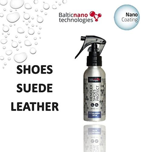 photo Wallpaper of Hendlex-Nano Spray Repelente Agua Para Zapatos De Ante Hendlex Gamuza Botas-None
