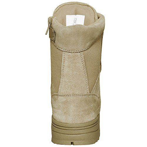 photo Wallpaper of Brandit-Brandit SWAT Tactical Boot Zipper Sandfarben   42-Sand mit Zipper
