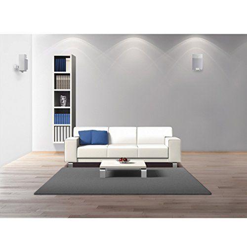 photo Wallpaper of Hama-Hama Wandhalterung (für Bose SoundTouch 10/Bose SoundTouch 20 Lautsprecher, Schwenkbar, Easy Fix System, Lautsprecherhalter)-Weiß