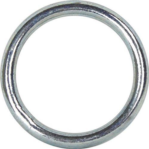 photo Wallpaper of Handelsminister.com-4 Stück Ring 40 X 8mm Stahl Verzinkt Metallring Rundring Eisenring Stahlring-