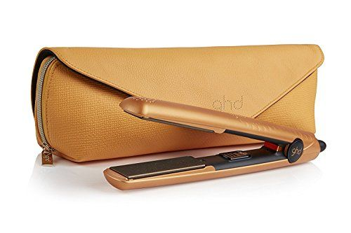 photo Wallpaper of GHD ES-Ghd V Gold Professional Classic Styler + Neceser   Plancha-Amarillo