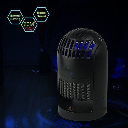photo Wallpaper of Apalus-Apalus Umweltfreundliche LED Mückenfalle Mit Vakuum Ventilator Zum Fangen Von-