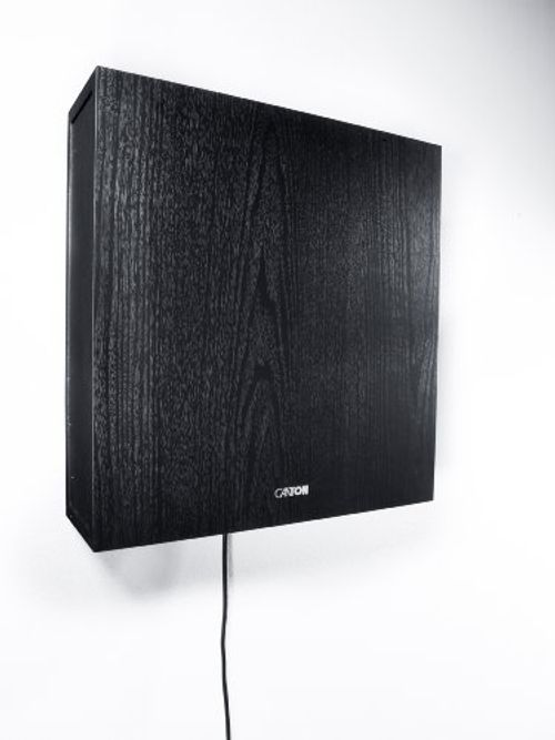 photo Wallpaper of Canton-Canton ASF 75 SC Aktiver Subwoofer (60/120 Watt) Schwarz (Stück)-schwarz