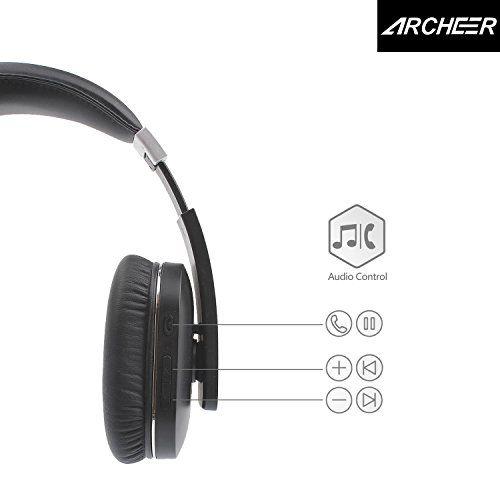 photo Wallpaper of Archeer-ARCHEER Bluetooth Kopfhörer, Bluetooth 4.1 Wreless Headset, Klappbar Kopfhörer, Faltbarer Stereo-