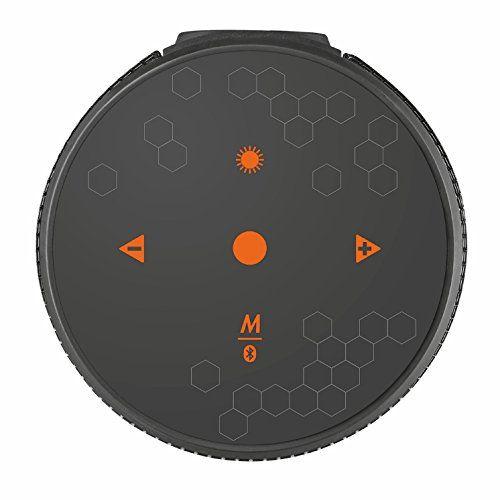 photo Wallpaper of Trust Urban-Trust Urban Dixxo Beleuchteter Bluetooth Lautsprecher (360° LED Lichtshow, Kabellos,-schwarz