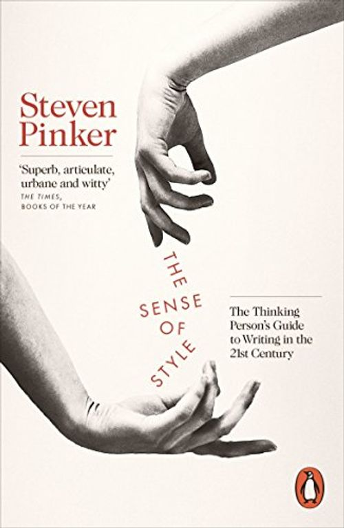 photo Wallpaper of Penguin Books Ltd (UK)-The Sense Of Style: The Thinking Person's Guide To Writing In The 21st-