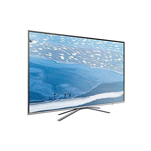 photo Wallpaper of Samsung-Samsung UE55KU6400SXXH 138 Cm (55 Zoll) Fernseher (Ultra HD, HDR, Smart TV)Energieklasse-Silber