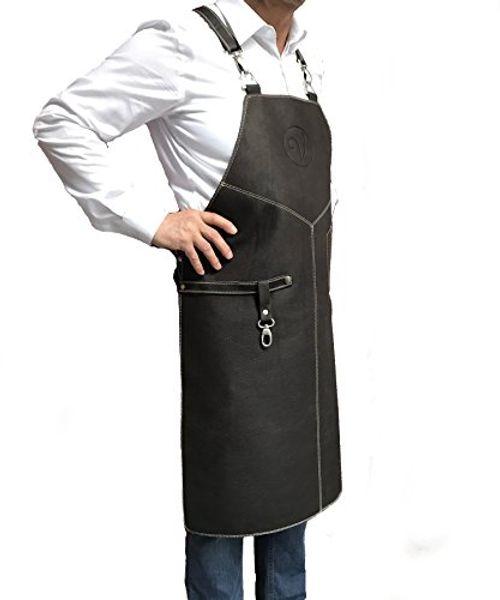photo Wallpaper of VEDGLA-VEDGLA Grillschürze – Lederschürze – Kochschürze – Kellnerschürze – Schürze Aus-