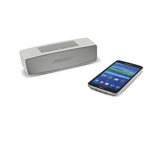 photo Wallpaper of Bose-Bose ® SoundLink Mini Bluetooth Lautsprecher II Pearl-pearl