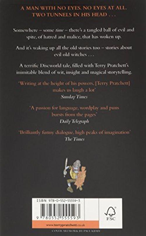 photo Wallpaper of Random House Uk-I Shall Wear Midnight: A Discworld Novel (Discworld Novels)-