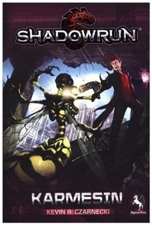 photo Wallpaper of -Shadowrun: Karmesin-
