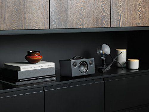 photo Wallpaper of Audio Pro-Audio Pro Addon C5 WLAN Multiroom Lautsprecher (Stereo, Airplay, Bluetooth, WiFi)-Coal Black
