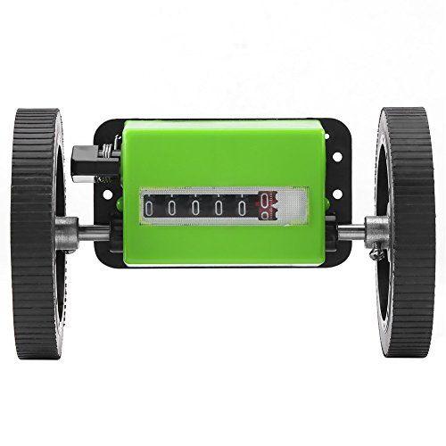 photo Wallpaper of Walfront-Roller Type Meter Counter, 6 Digit Meter Rollen Mechanischer Längenzähler Zum Messen-