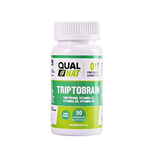 photo Wallpaper of Triptofano-Triptófano Con Vitamina B6, Vitamina B3 Y Vitamina B5 Para Ayudar Al-