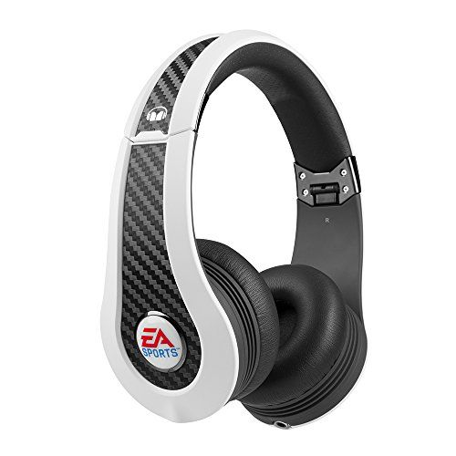 photo Wallpaper of Monster Cable Products, Inc.-Monster MVP Carbon By EA Sports OnEar Gaming Headset (PS3,-Weiß