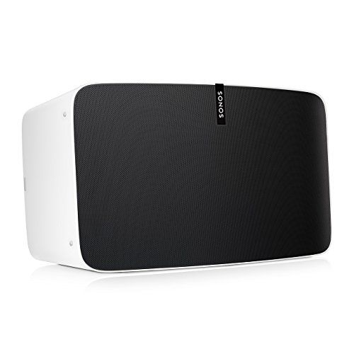 photo Wallpaper of Sonos-Sonos PLAY:5 WLAN Speaker Für Musikstreaming (Weiß)-weiß