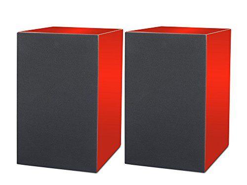 photo Wallpaper of Pro Ject-Pro Ject Speaker Box 5 Rot (Paarpreis)-