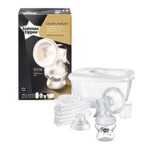 photo Wallpaper of Tommee Tippee-Tommee Tippee 21751   Sacaleches-blanco