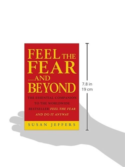 photo Wallpaper of -Feel The Fear & Beyond: Dynamic Techniques For Doing It Anyway-
