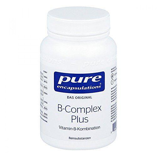 photo Wallpaper of Pure Encapsulations USA-Pure Encapsulations USA B Complex Plus 60 Veg. Kapseln-