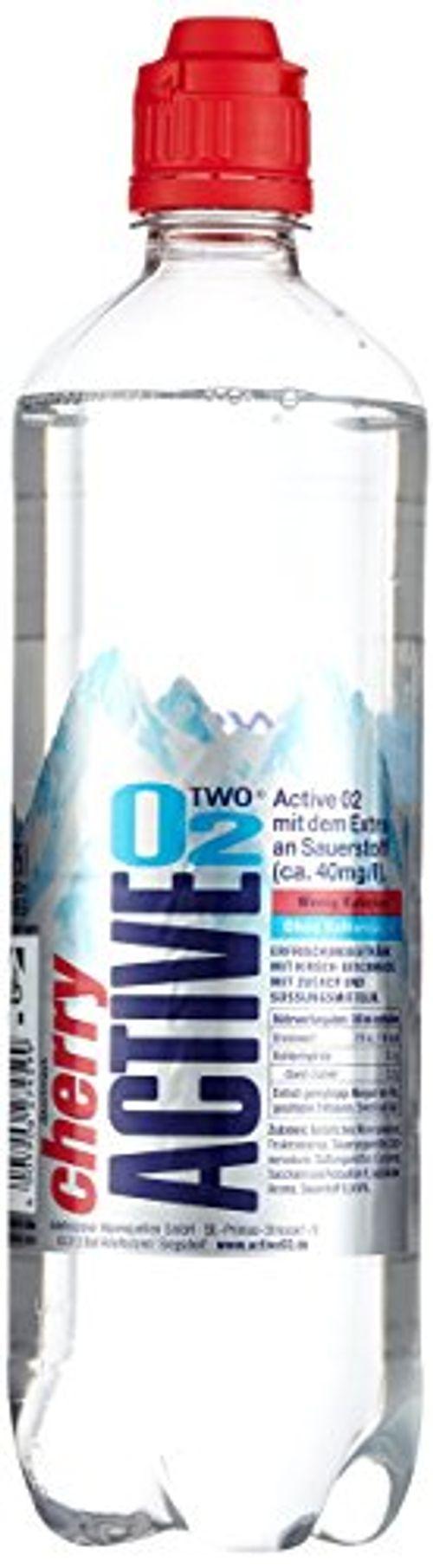 photo Wallpaper of Active O2-Active O2 Cherry Einweg (8 X 750 Ml)-