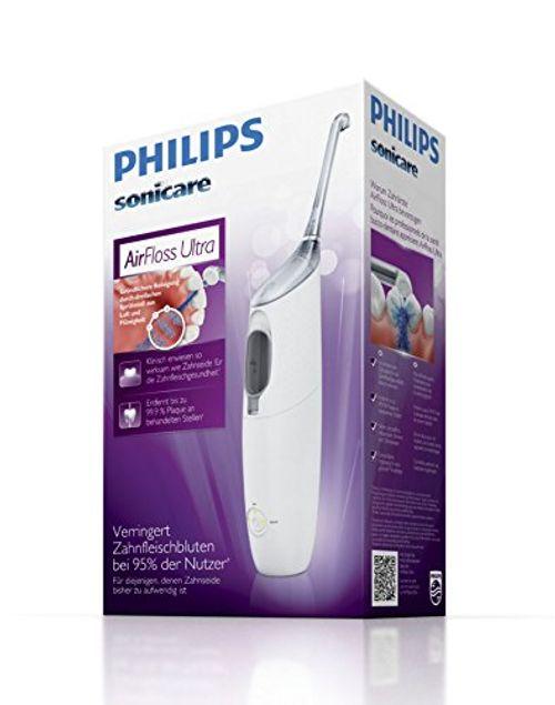 photo Wallpaper of Philips-Philips Sonicare HX8432/01 AirFloss Ultra Dispositivo Eléctrico Para La Limpieza-