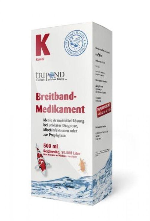 photo Wallpaper of -Tripond Breitband Medikament 1000 Ml Reichweite 20000 L Bei 3 Anwendungen-