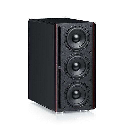 photo Wallpaper of Teufel-Teufel System 4 THX   5.1 Lautsprecher Set Mit THX Compact Speaker-Schwarz