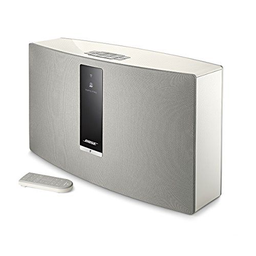 photo Wallpaper of Bose-Bose SoundTouch 30 Series III Kabelloses Music System (geeignet Für Alexa) Weiß-Weiß