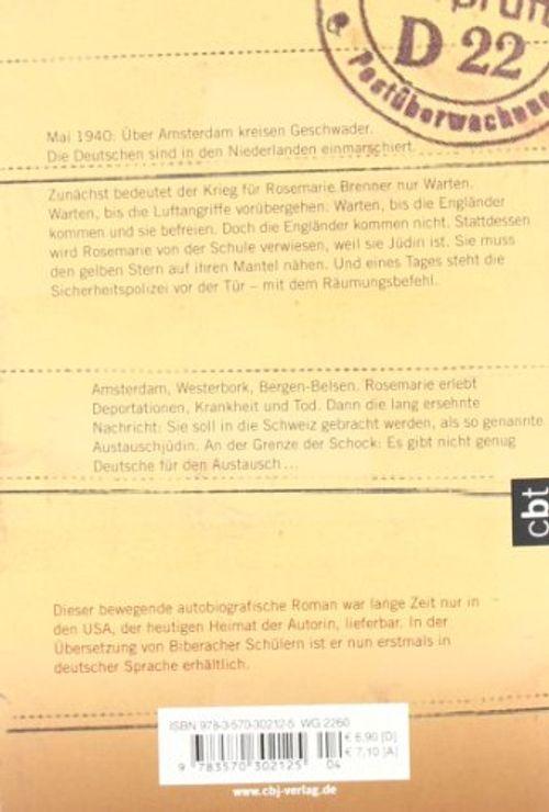photo Wallpaper of -Um Ein Haar: Überleben Im Dritten Reich-
