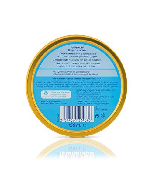 photo Wallpaper of Penaten-Penates Crema 150ml/beruhig Extremo Wund Crema Protectora Para Piel Baby Sensibles En-